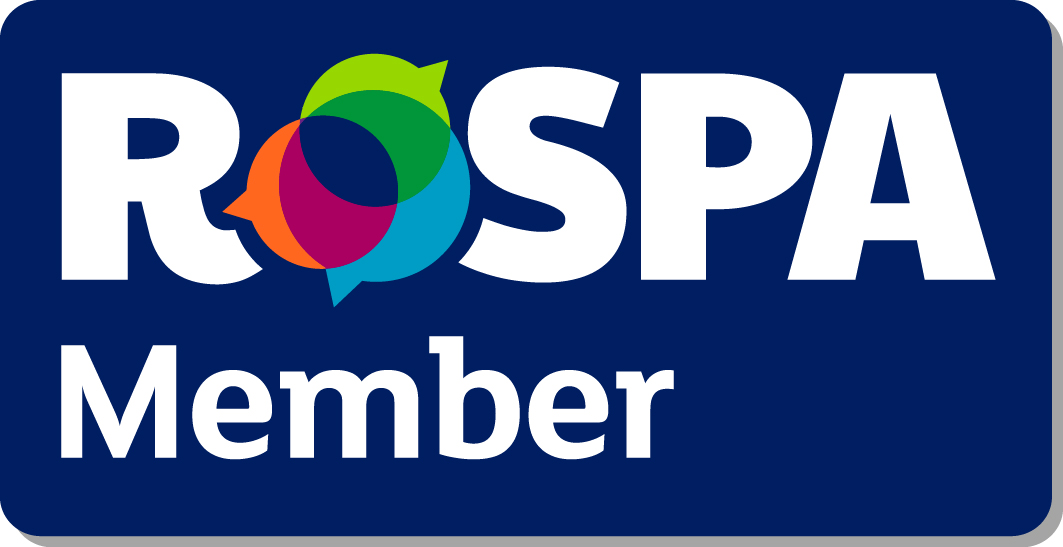 RoSPA Membership logo